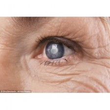 Diabetes patients are TWICE as likely to develop cataracts